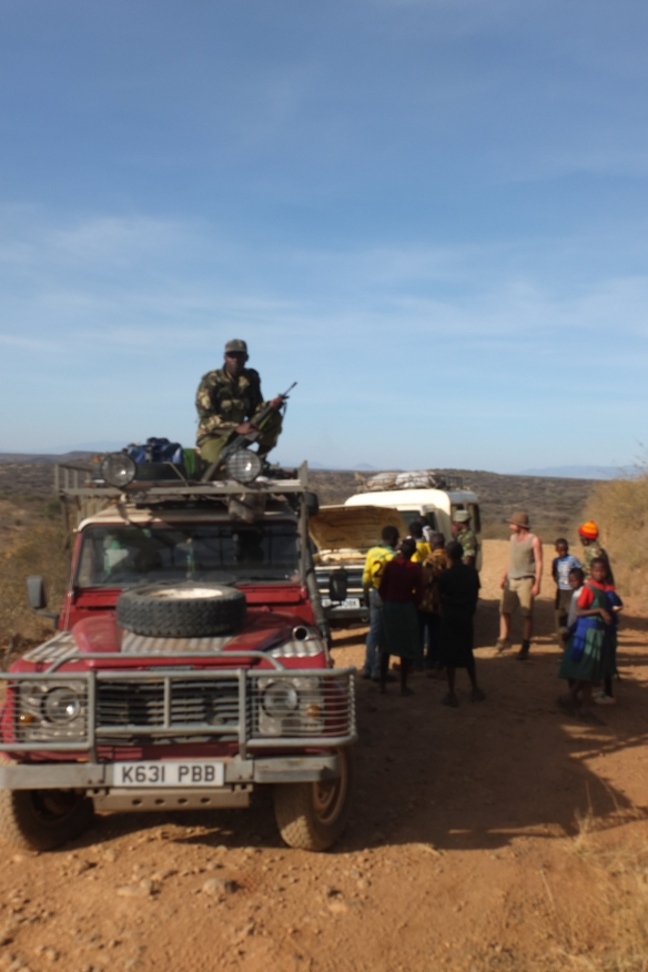 Bandits attack in Kenya