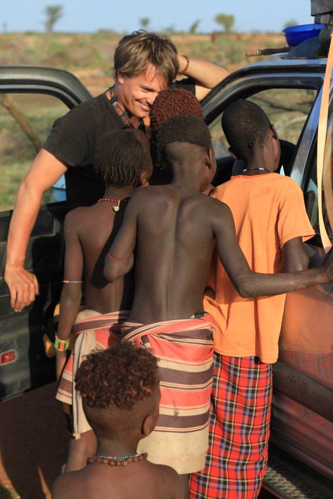 Hamar tribe in Ethiopia