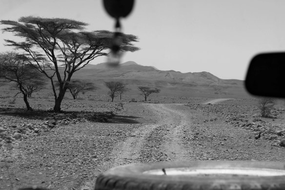 Hypnotic Adventures (The Lake Turkana Road Part II)