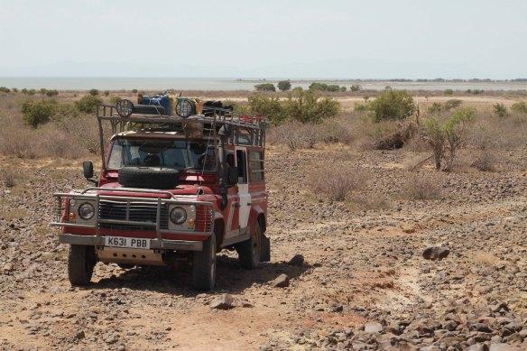 Hypnotic Adventures (The Lake Turkana Road Part II)