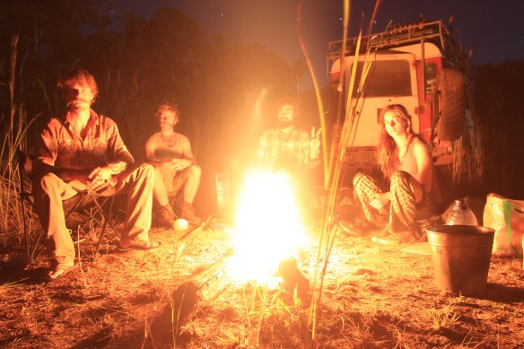Wild camping in the North (Photo: RWH)