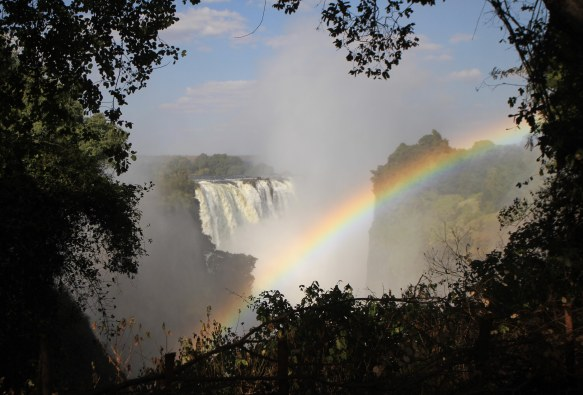 Saccharin Victoria Falls (Photo: RWH)
