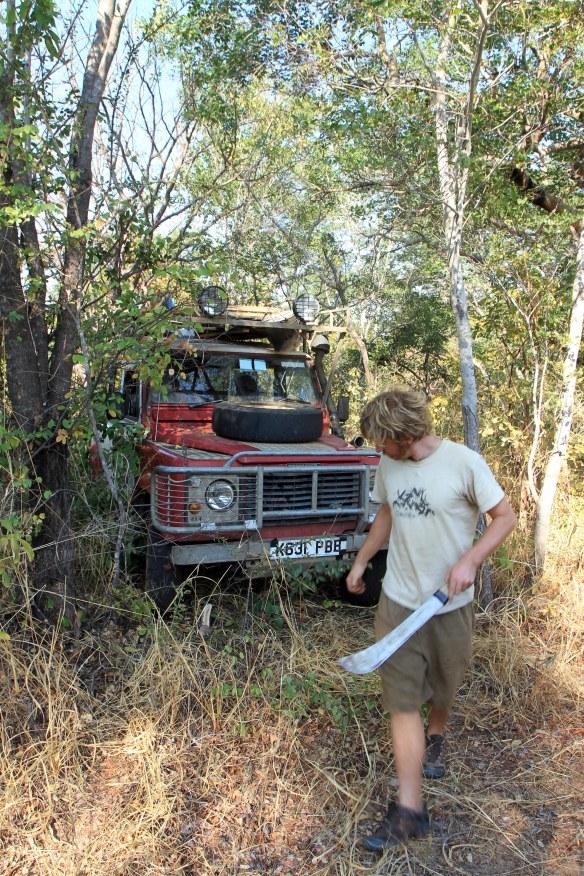 Bushmen (Photo: RWH)